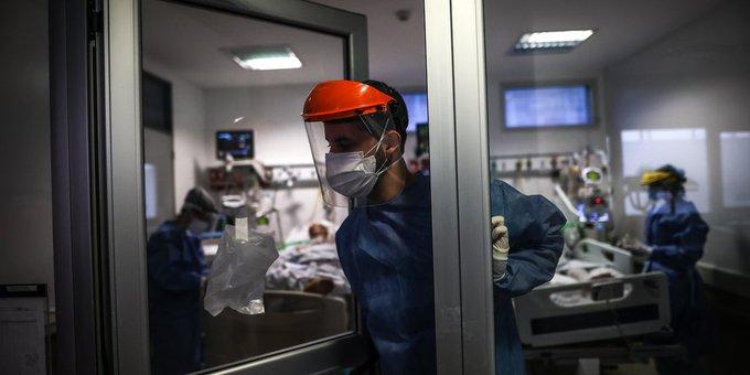Coronavirus en Argentina: Hubo 38 muertos y se registraron 912 contagios en las últimas 24 horas