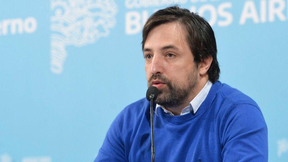 Kreplak destacó que Argentina y Portugal son los países con más semanas de caída de casos de Covid
