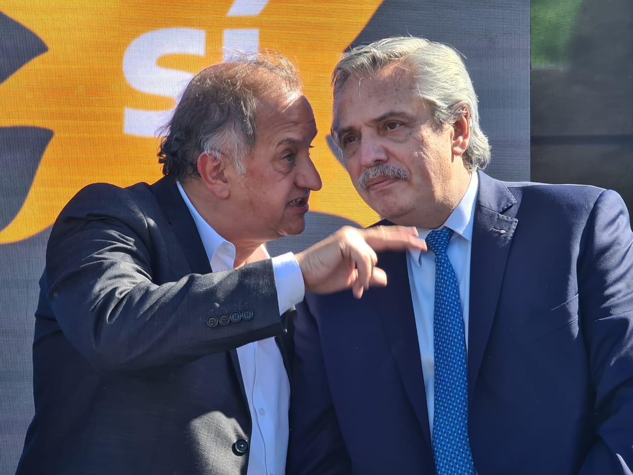 """Linares: """"Estamos orgullosos de este Gobierno de la gente y estamos agradecidos de que hoy estén con nosotros"""""""