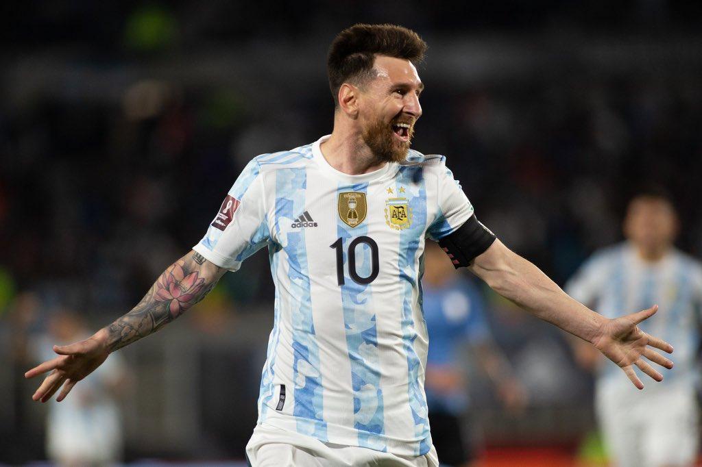 """Messi a los hinchas: """"Gracias nuevamente por lo que me hacen sentir"""""""